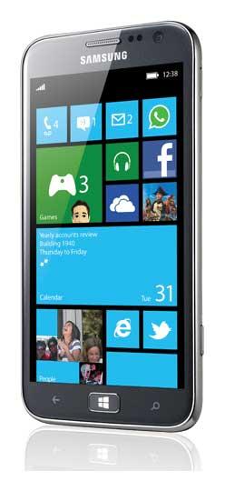 samsung windows phone 8 devices