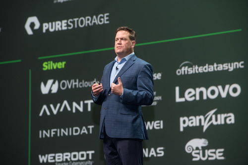 Veeam Urges Partners To Go 'All In' -- Redmond Channel Partner