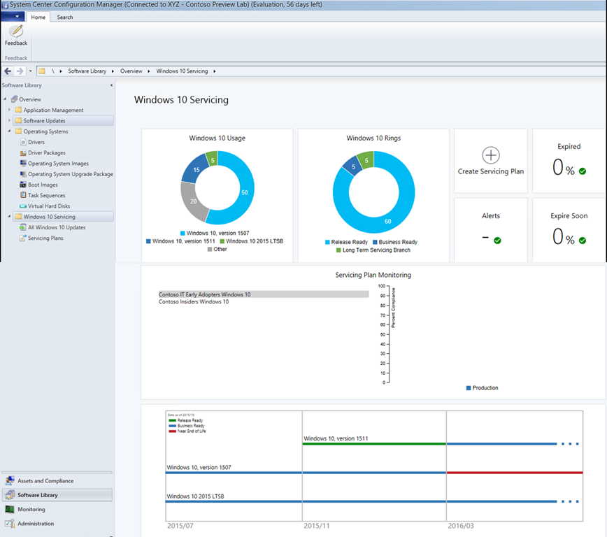 Microsoft Shows How SCCM Does Windows 10 Servicing