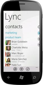 Killer App Alert: Microsoft Releases Lync for Smartphones