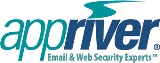 Logo: AppRiver - Email & Web Security Experts